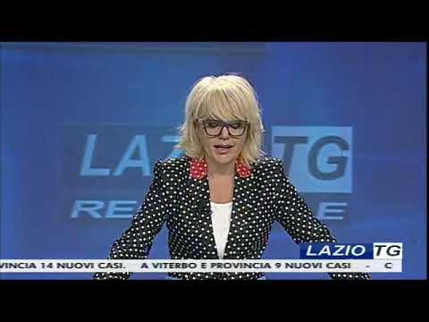LAZIO TG DEL 24/09/2021 EDIZIONE DELLE 13.30
