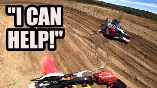 Random Act of Kindness - Faith in Humanity Restored - Dirt Bike Kids edition
