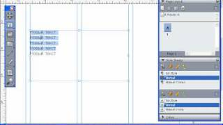 Cтили абзаца в QuarkXpress 8 (33/55)