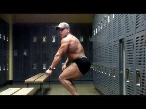 2012 BC Bodybuilding Championships-58 days out!-Todd Hnatiuk @ Golds Gym Burnaby