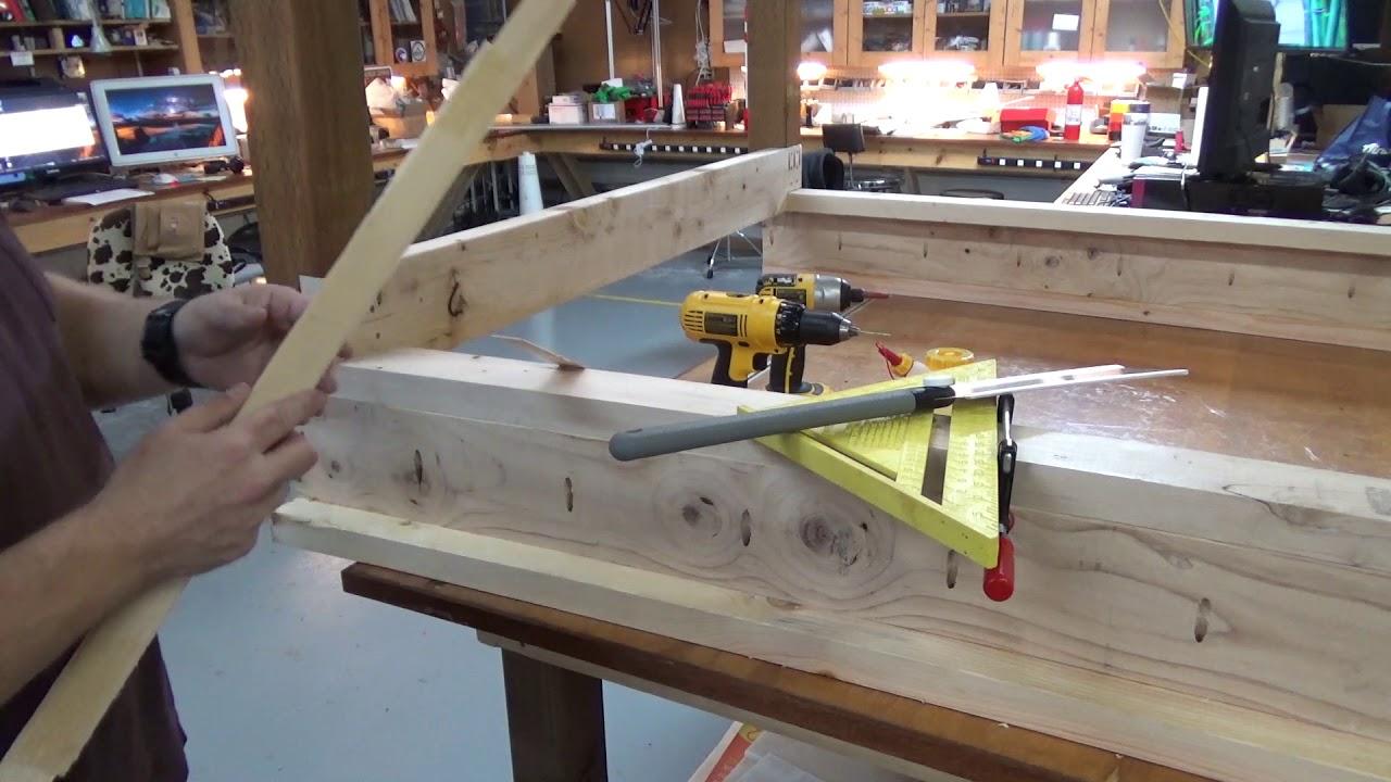 Building an MPCNC table