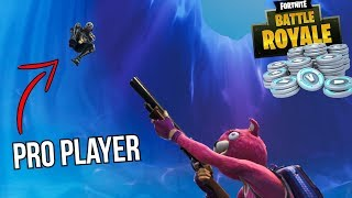 50,000 V-Buck Tournament - 16 Kill Win - Solo Showdown LTM (FortNite)