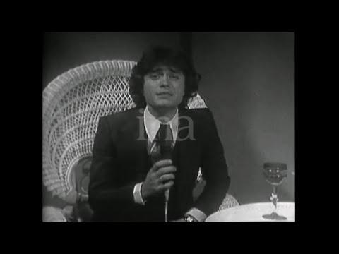 Gianni Nazzaro - El primo sogno proibito (live 1973)