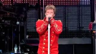 Bon Jovi - Born To Be My Baby - Live - Munich, Germany - June 12, 2011