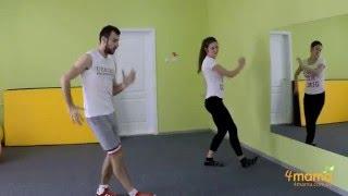 Танец, который поможет похудеть: Dance fitness для мам