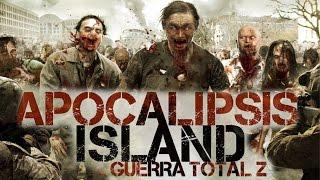 Reseña | Apocalipsis Island (III). Guerra Total Z de Vicente García | Género Z  ✞ El Lado Oscuro ✞