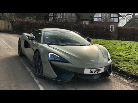 How I Was Able To Buy A McLaren