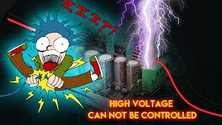 Ordinary Products Maintenance 6 - continuous high voltage output at DPH5005 , why?