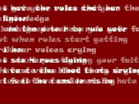 Randy Orton karaoke (I hear voices)