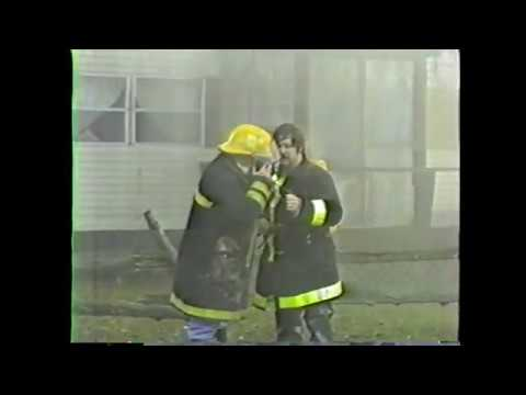 Coulombe Fire - Ben Arno  11-29-92