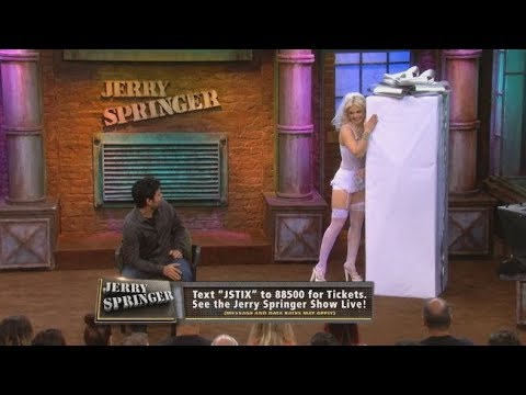 Husband Gets A Surprise Of A Lifetime! (The Jerry Springer Show)