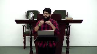 IPUS   Estudo Bíblico   20/01/2021   Misericórdia e Perdão