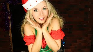 ASMR Ears cleaning👂by Christmas Elf 🧝