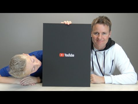 What's inside a Surprise Present from YouTube?