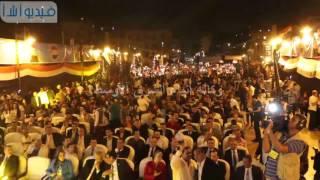 بالفيديو : ميدان عابدين يحتفل بذكرى عيد تحرير سيناء