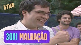 ADRIANO APRESENTA O NOVO MÚLTIPLA ESCOLHA   MALHAÇÃO 2007   CAPÍTULO 3001   MELHOR DO DIA   VIVA