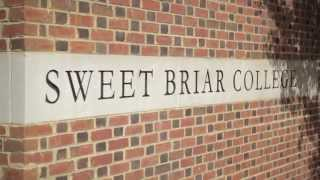 Sweet Briar College Cochran Library Dedication
