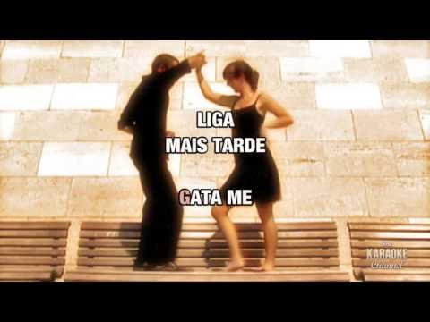Balada Boa in the style of Gustavo Lime   Karaoke with Lyrics