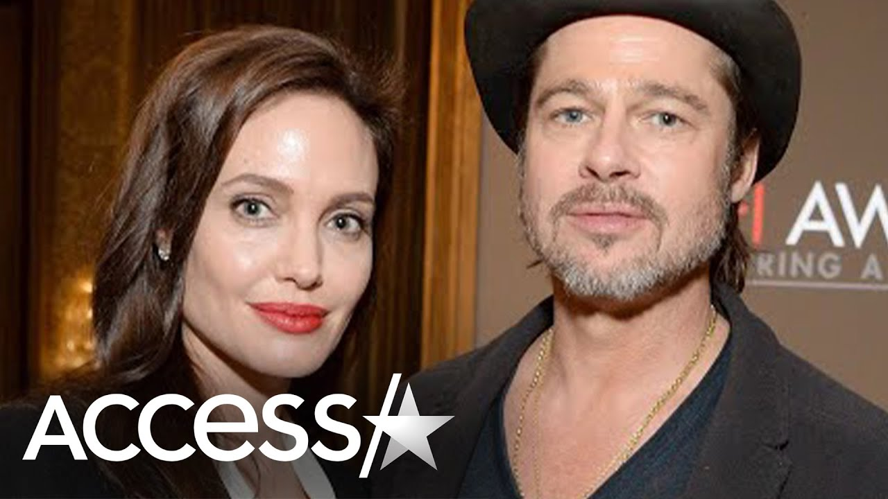 Brad Pitt Challenges Court Ruling In Angelina Jolie Custody Case After Judge Disqualified