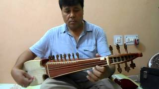 Raag Kafi On Rabab Learn To Play Raag Kafii and All Indian Raagas On Rabab Online Lessons Guru India