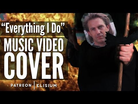 Everything I Do | Bryan Adams | Music Video Cover by Elisium