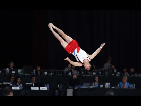 best tricks acrobatics in the World