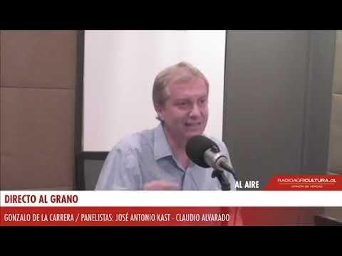 Chile | José Antonio Kast el 12 marzo 2019 en Radio Agricultura.