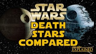 The Death Stars Compared (Legends) - Star Wars Explained