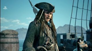 Kingdom Hearts 3 Pirates of the Caribbean Trailer - E3 2018