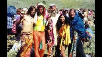 The Flower Power of the Hippies