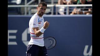 John Isner vs. Marin Cilic | US Open 2019 R3 Highlights