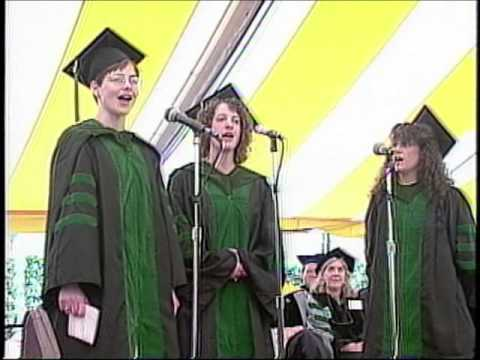 Tufts Medical 1996 Commencement
