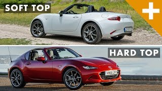 Mazda Mx-5 Rf Vs Mazda Mx-5 (Miata) - Carfection +