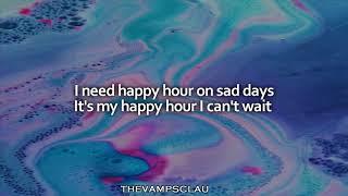 Weezer - Happy Hour (Lyrics)