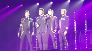 Westlife - Opening and Hello My Love - Belfast - 22nd May 2019 Video