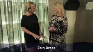 Turbine Signature Collection by Lisa Drader-Murphy: Zain Dress Thumbnail