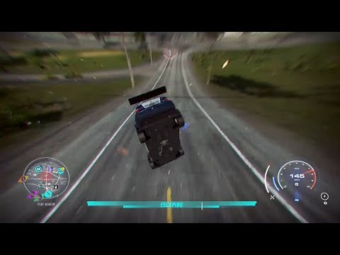 Need for Speed™ Heat | My Worst Crash Ever While Running From Cops