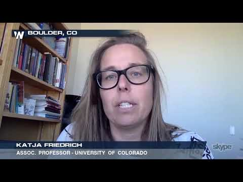 Dr. Katja Freidrich and the importance of research for water resources and availability