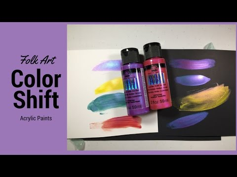 Folk Art Metallic Paint Reviews