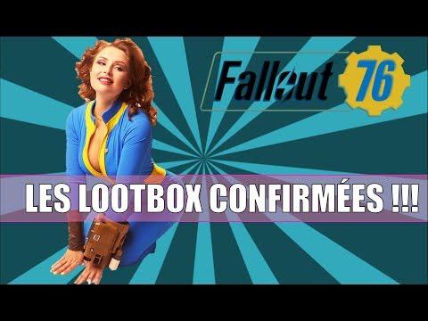 FALLOUT 76: LES LOOTBOX CONFIRMÉES !!! thumbnail