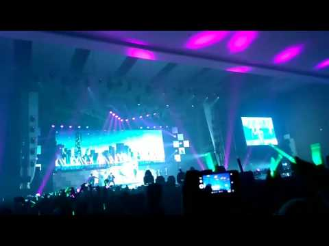 Fancam SWCV JAKARTA2016,SHINee Black Hole
