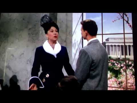 The Hostess with the mostest Ethel Merman song clip from Call Me Madam movie