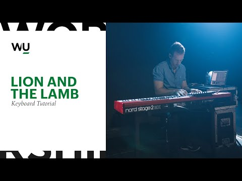 Lion And The Lamb – Bethel Music // Keyboard Song Tutorial