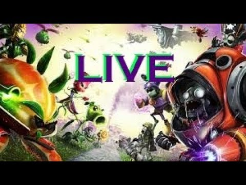 Plants vs Zombies Garden Warfare 2  - Grinding Coins with Boss Hunt
