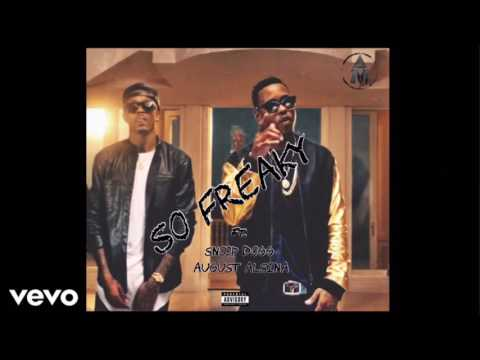 Jeremih ft. August Alsina, Snoop Dogg - So Freaky (Audio)