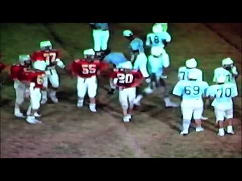 1985 Springtown 8th Grade Football vs Mineral Wells