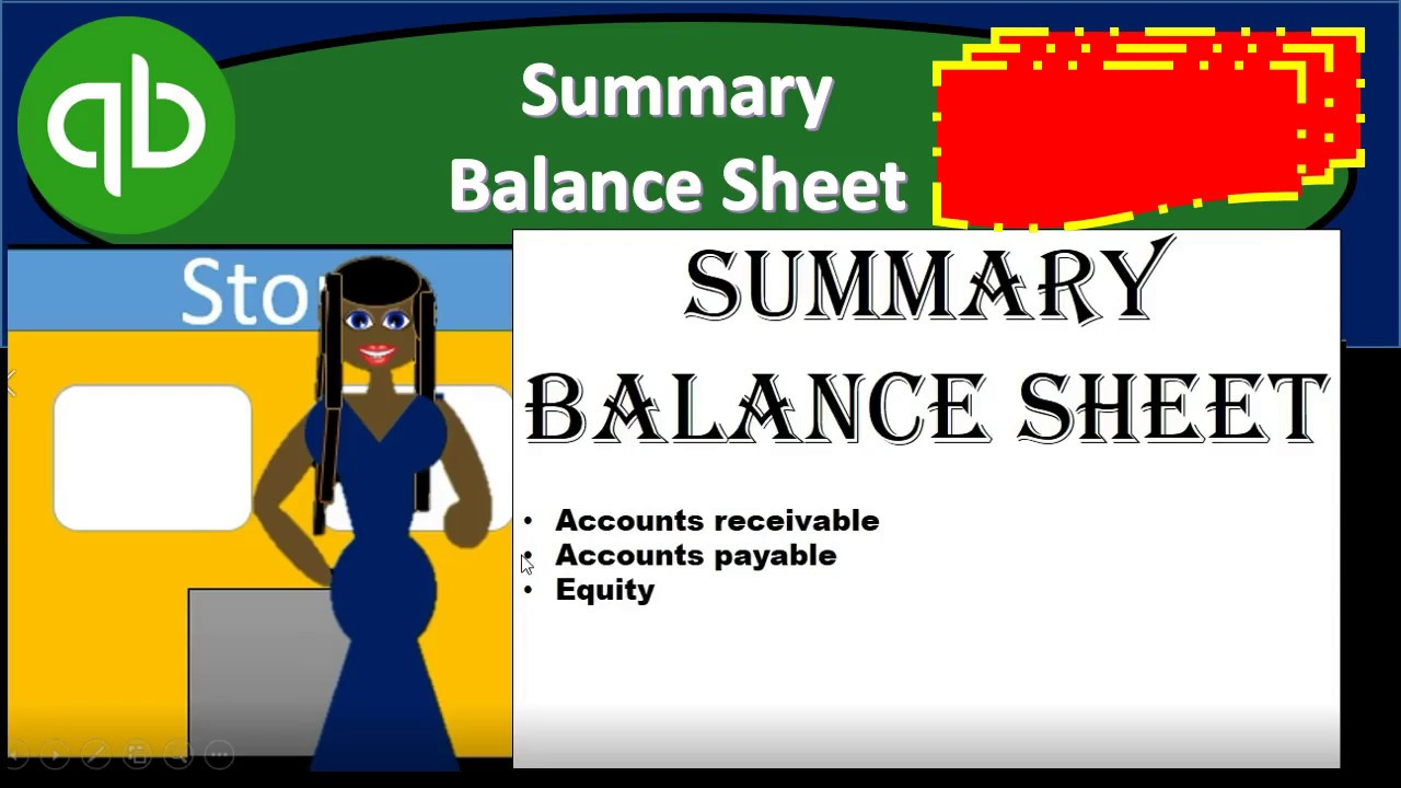 quickbooks pro 2019 summary balance sheet quickbooks desktop 2019