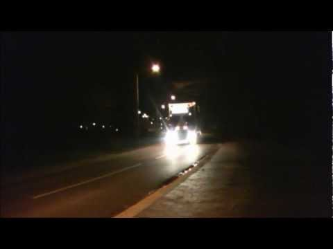 Scania v8 580 Fellinger Transport Combinatie - Very nice sound !!