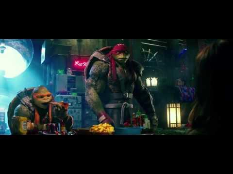TMNT2 (2016) Raph's Plan Scene (HD)