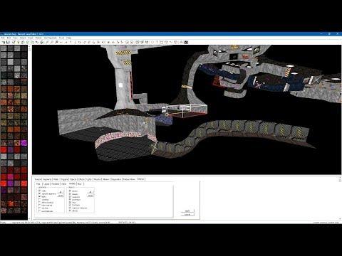 Level Editing Descent 1 & 2 ADG Mod 5